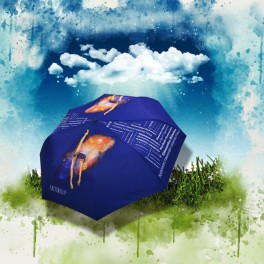 Deštník PASTORELLI bílý
