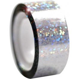 Izolepa DIAMOND Metallic STŘÍBRNÁ
